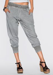 Pantalon sweat, RAINBOW, gris neutre used