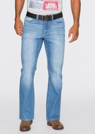 Jean Regular Fit Bootcut, John Baner JEANSWEAR, bleu used