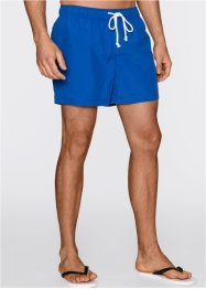 Short de plage Regular Fit, bpc bonprix collection, bleu azur