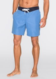 Short de bain long Regular Fit, RAINBOW, bleu