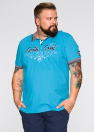Polo Regular Fit, bpc bonprix collection, turquoise