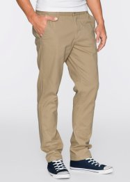 Chino Slim Fit Straight, RAINBOW, beige