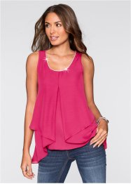 Top-blouse, BODYFLIRT, fuchsia