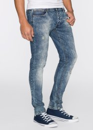 Jean extensible Skinny Fit Straight, RAINBOW, blue moon