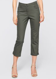 Pantalon extensible 7/8, bpc selection, bleu moyen