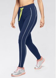 Pantalon running, bpc bonprix collection, bleu nuit