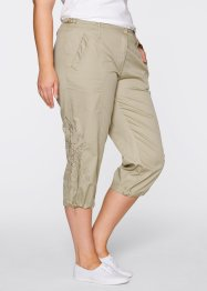 Pantalon 3/4, bpc bonprix collection, sable