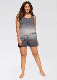 Combishort, bpc bonprix collection, gris ardoise