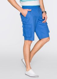 Bermuda cargo Loose Fit, bpc selection, bleu glacier
