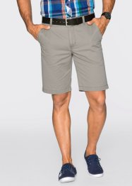 Short chino Regular Fit Straight, bpc bonprix collection, pierre