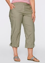 Pantalon extensible 7/8, bpc bonprix collection, sable