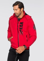 Veste softshell Regular Fit, bpc selection, rouge