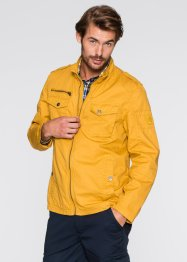 Blouson en coton Regular Fit, bpc bonprix collection, jaune