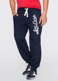 Pantalon matière sweat Regular Fit, bpc bonprix collection, noir