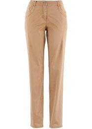 Pantalon extensible Boyfriend, bpc bonprix collection, café glacé used