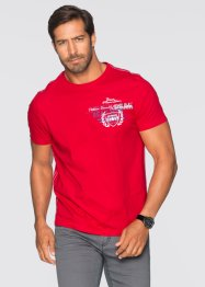 T-shirt Regular Fit, bpc selection, rouge