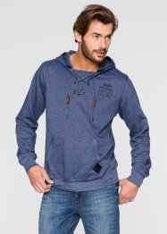 Sweat-shirt Regular Fit, John Baner JEANSWEAR, rouge