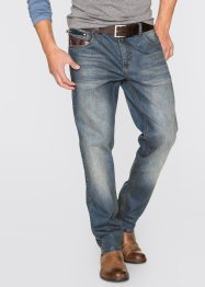 Jean extensible Regular Fit Straight, John Baner JEANSWEAR, bleu dirty used