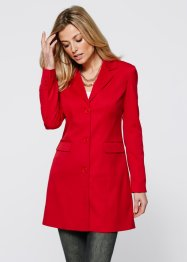 Blazer long, bpc selection, rouge