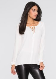 Blouse-tunique, BODYFLIRT, rouge carmin