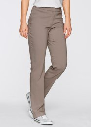 Pantalon extensible, bpc bonprix collection, taupe