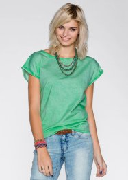 T-shirt, RAINBOW, menthe used
