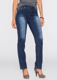 Jean  slim power stretch, John Baner JEANSWEAR, bleu foncé