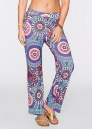 Pantalon, RAINBOW, motif multicolore