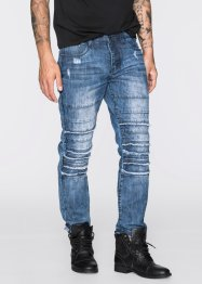 Jean Regular Fit Straight, RAINBOW, bleu