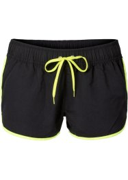 Short de bain, bpc bonprix collection, noir