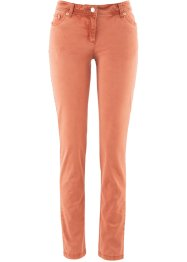 Pantalon extensible lycra délavage mode, bpc bonprix collection, cannelle