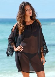 Tunique de plage, bpc selection, noir