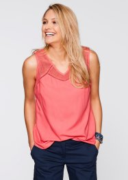 Top-blouse, bpc bonprix collection, fuchsia clair