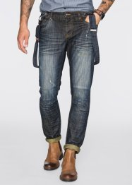 Jean Regular Fit Tapered, RAINBOW, dirty denim