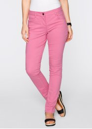 Pantalon extensible, bpc bonprix collection, fuchsia mat