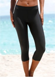 Legging de bain, bpc bonprix collection, noir