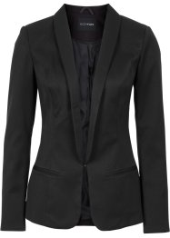 Blazer smoking, BODYFLIRT, noir