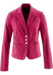 Blazer extensible, bpc selection, rouge baie