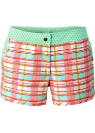 Short de plage, bpc bonprix collection, rose/bleu clair