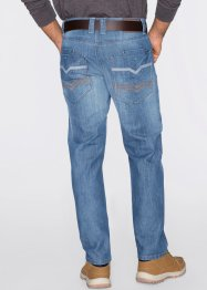 Jean Regular Fit Straight, John Baner JEANSWEAR, bleu moyen