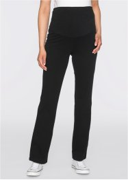 Pantalon sweat de grossesse, bpc bonprix collection, noir