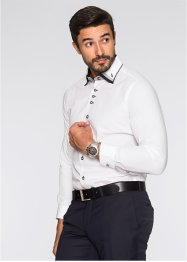 Chemise business Regular Fit, bpc selection, blanc