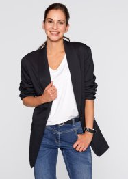 Veste, bpc bonprix collection, noir
