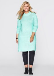 Robe en maille, bpc bonprix collection, menthe pastel