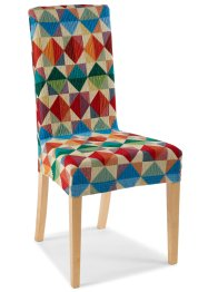 Housse de chaise Aura, bpc living, multicolore