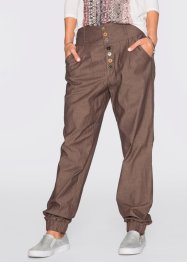 Pantalon, RAINBOW, marron chiné