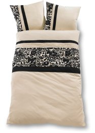 Linge de lit Gloria, bpc living, multicolore