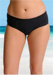 Slip + shorty de bain, bpc selection, noir