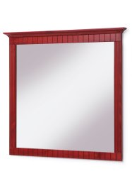 Miroir Naples, bpc living, rouge