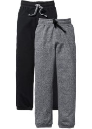 Lot de 2 pantalons sweat garçon, bpc bonprix collection